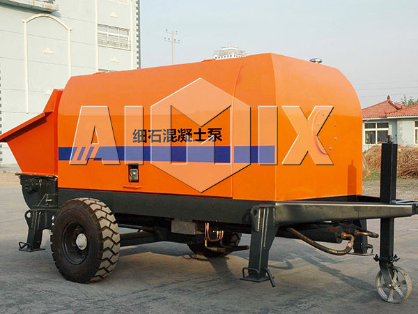 Concrete-Pump