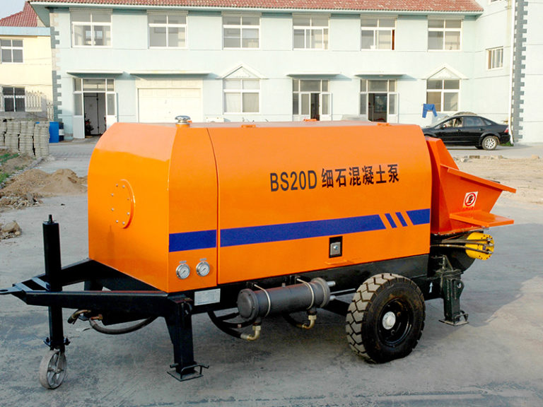 concrete trailer pumps for sale